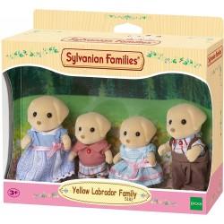 Sylvanian Families 5182 Rodina zlatých labradorov 4-členná