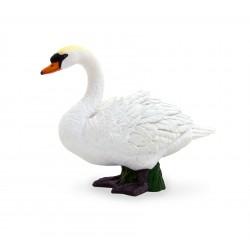 Animal Planet 387065 Labuť biela figúrka