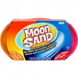 Moon Sand - náhradné balenie 50 dkg - oranžová a magenta farba
