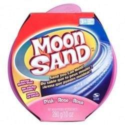 Moon Sand náhradné balenie 28 dkg - ružová farba