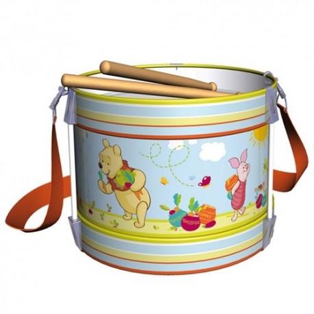 Detský bubon - Macko Pooh