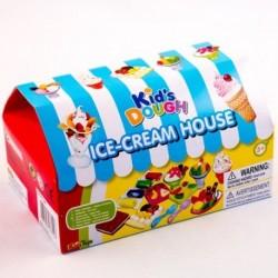 KID´S TOYS plastelína pre deti Zmrzlinové poháre