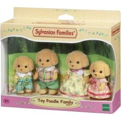 Sylvanian Families 5259 rodina pudlíkov 4-členná