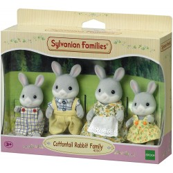 Sylvanian Families 4030 Rodina zajačích králikov