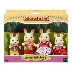 Sylvanian Families 4150 Rodina  chocolate králikov