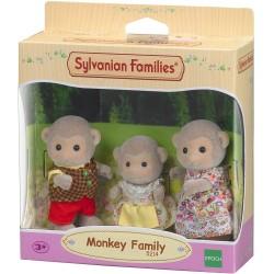 Sylvanian Families 5214 Rodina opičiek