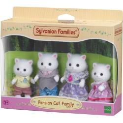 Sylvanian Families 5216 Rodina perzských mačičiek