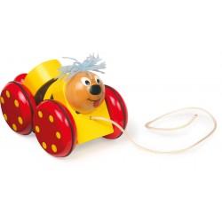 Legler Drevená hračka na ťahanie Willy