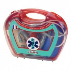 ÉCOIFFIER - Doktorský kufrík so 14 doplnkami