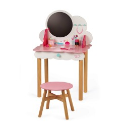 Janod Kozmetický stolík pre deti s príslušenstvom