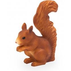 Animal Planet 387031 Veverička stojaca figúrka