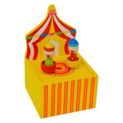 Hracia skrinka - cirkus
