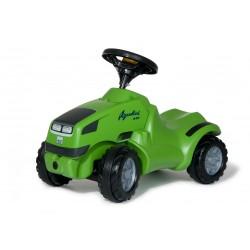 Rolly Toys Detské odrážadlo - traktor Minitrac Deutz-Fahr Agrokid