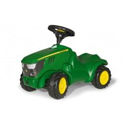 Rolly Toys Detské odrážadlo - traktor Minitrac John Deere 6150R