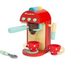 Le Toy Van drevený detský kávovar s doplnkami