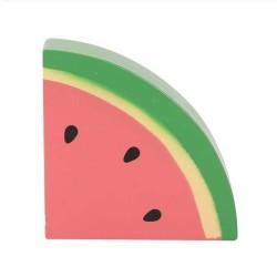 BIGJIGS Drevený melón - 1 kus