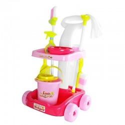 ISO Trade 9429 Detský upratovací vozíkLittle Helper