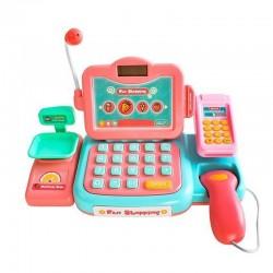 ISO Trade 9514 Detská pokladňa s váhou a príslušenstvom