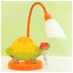 Detská stolná lampa - korytnačka