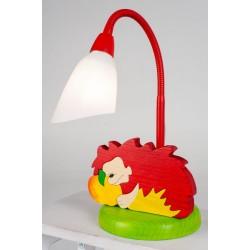 Detská stolná lampa - ježko