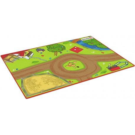 Schleich 42442 hrací koberec Farm World
