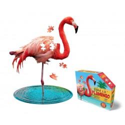 Wow Puzzle junior 100 db - Flamingó