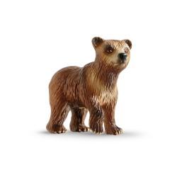 Bullyland medveď hnedý mláďa figúrka