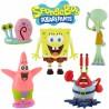 Comansi SpongeBob rozprávkové figúrky - 5-dielny set
