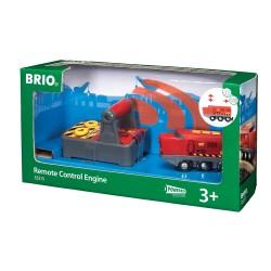 Brio 33213 Lokomotíva na diaľkové ovládanie