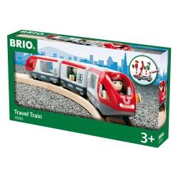 Brio 33505 Osobný vlak s vagónmi