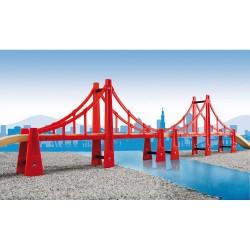 Brio 33683 Dvojitý visutý most San Francisco