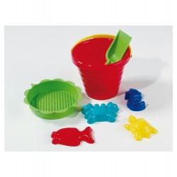 Dohány 2022 Sada hračiek na piesok - 7-dielna