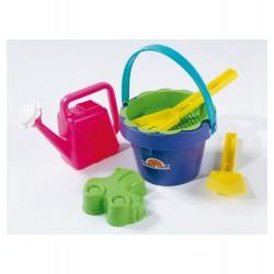 Dohány 2025 Sada hračiek na piesok - 6-dielna s krhličkou