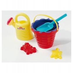 Dohány 2026 Sada hračiek na piesok - 6-dielna s krhličkou
