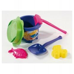 Dohány 2028 Sada hračiek na piesok - 6-dielna