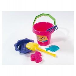 Dohány 2031 Sada hračiek na piesok - 6-dielna