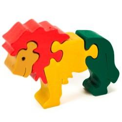 Puzzo 3D puzzle - lev malý