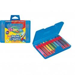 Colorino Kids farebné voskovky 3v1