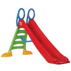 Dorex 2085 Detská šmýkačka 2m - červená