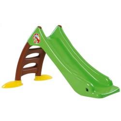 DOHÁNY Detská šmýkačka 120 cm - zelená
