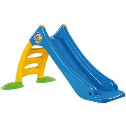 DOHÁNY Detská šmýkačka 120 cm -  modrá