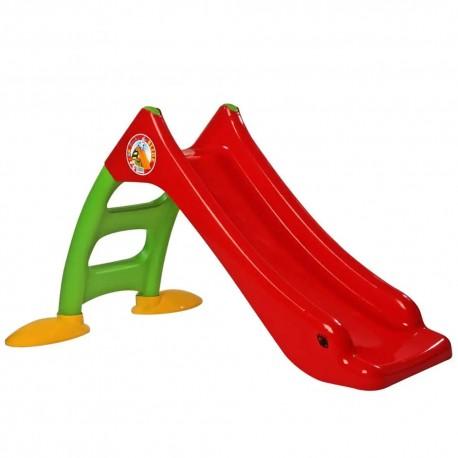 DOHÁNY detská šmykľavka 120 cm - červená 424-2