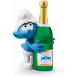 Schleich 20821 Šmolko s fľašou