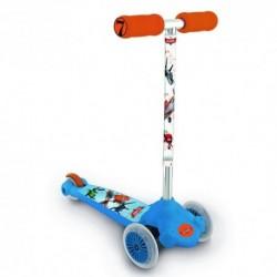 MONDO Detská otočná kolobežka Twist & Roll Planes