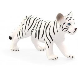 Animal Planet 387014 Tiger biely mláďa stojace figúrka