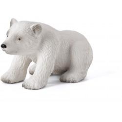 Animal Planet 387021 Ľadový medveď mláďa sediace figúrka