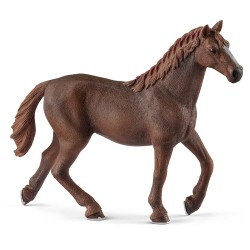 Schleich 13855 kôň Anglický plnokrvník kobyla