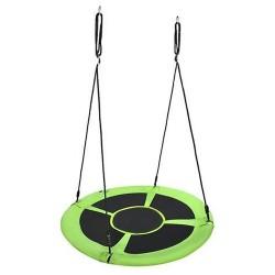 Malatec 10069 Hojdací kruh 120 cm zelený