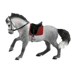 Bullyland kone - Andalúzska kobyla figúrka