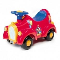 SMOBY Detské odrážadlo Mickey so zvukom na volante červené